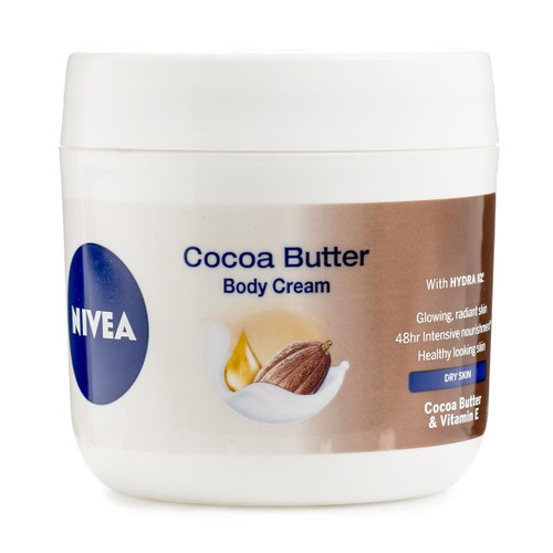 Nivea Cocoa Butter Body Lotion 400 ML