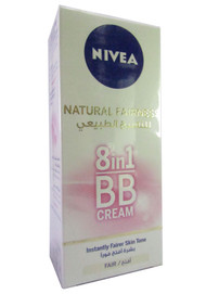 Nivea Natural Fairness BB Cream 40 ML