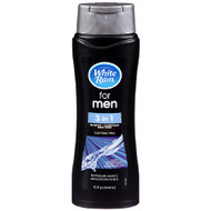 White Rain for Men 3 in 1Cool Ocean Waves 443 ML