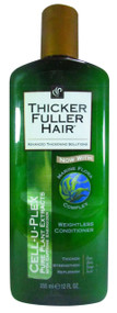 Schwarzkopf Thicker Fuller Hair Weightless Conditioner 355 ML