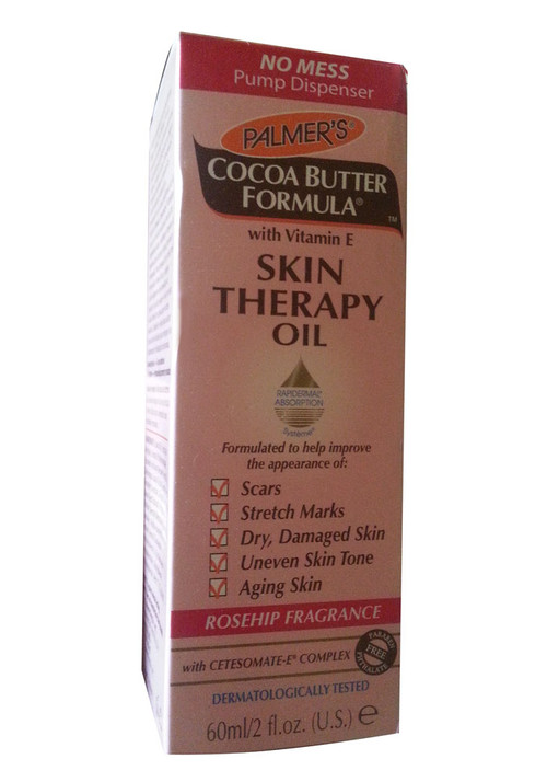Palmer's Cocoa Butter Formula Skin Therapy Oil (Rosehip Fragrance) Front