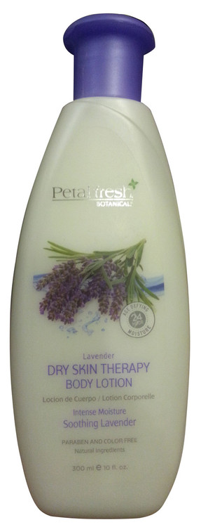 Petal Fresh Lavender Dry Skin Therapy Body Lotion