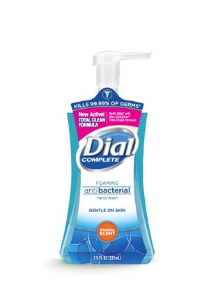 Dial Hand Sanitizer Original