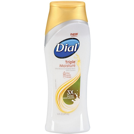 Dial Triple Moisture Body Wash