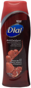Dial AntiOxidant with Power Berries Body Wash