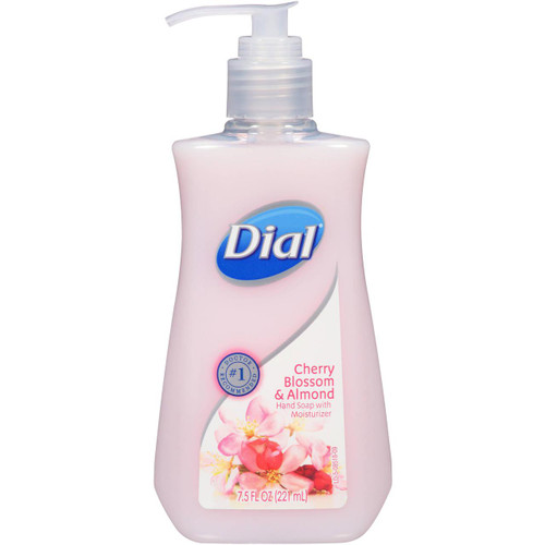 Dial Cherry Blossom and Almond Liquid Hand Soap