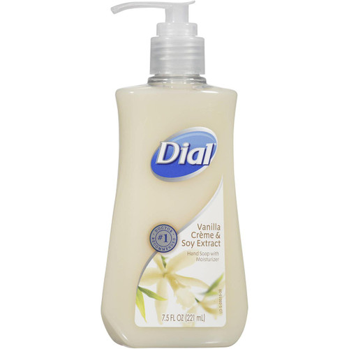 Dial Vanilla Honey Liquid & Soy Extract Hand Soap