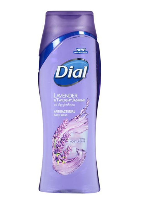 Dial Lavender & Twilight Jasmine Antibacterial Body Wash