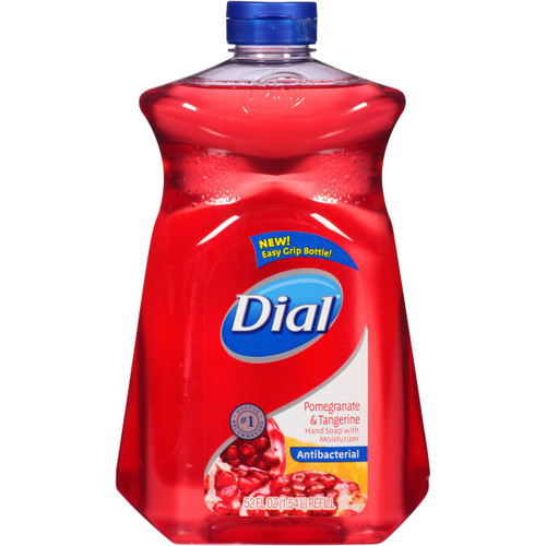 Dial Pomegranate & Tangerine Refill Antibacterial Hand Soap