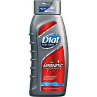Dial For Men Magnetic Clean Rinsing Attraction Body Wash
