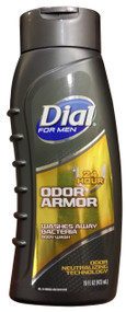 Dial For Men Body Wash Odor Armor