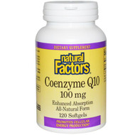 Natural Factors Coenzyme Q 10 30 MG