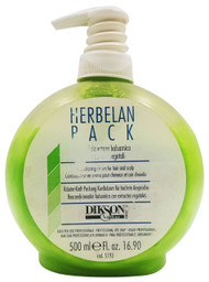 Dikson Herbelan Pack Conditioning Cream Pump 500 ML buy online in pakistan