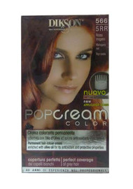 Dikson Pop Cream Color 5RR Mahogany Red 566