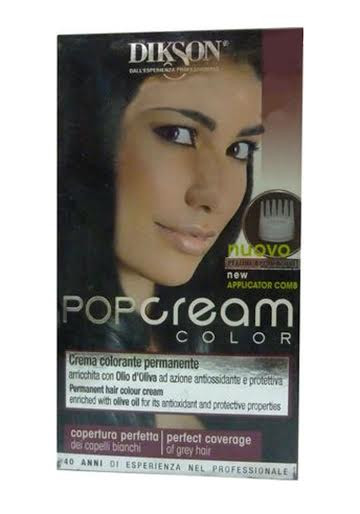 Dikson Pop Cream Color 6 NOC POPO Cream