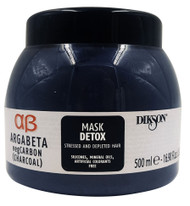 Dikson Argabeta Charcoal Beauty Mask Jar- 500ml buy online in pakistan