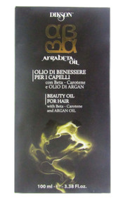 Dikson Argabeta Beauty Oil for Hair 100 ML(Front)