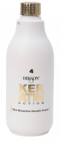 Dikson 3 DKA Bioactive Keratin Cream 500 ML