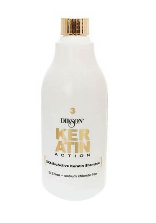 Dikson Keratin Action Bio Active Shampoo 500 ML