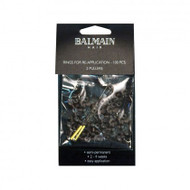 Balmain Double Hair Ring (Pack)