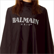 Balmain Black Hair Cutting Cape