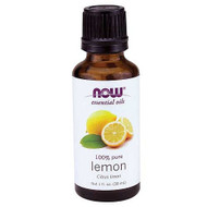 GNC Now® Lemon Oil 30 ML