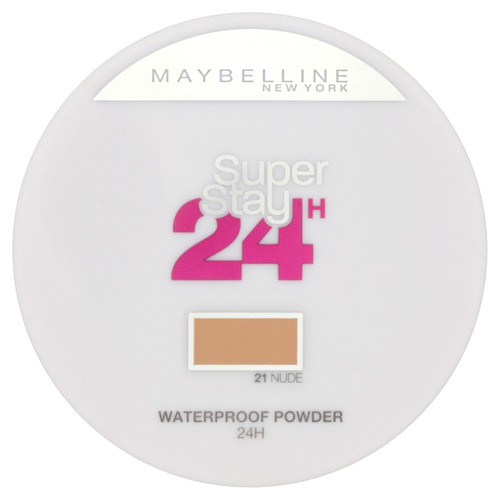 Maybelline SuperStay 24 Hour Powder Nude 21 (9 Grams)