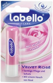 Nivea Labello Velvet Rose Lip Balm