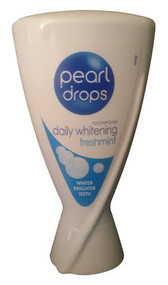 Pearl Drops Daily Whitening Freshmint Toothpolish (Front)