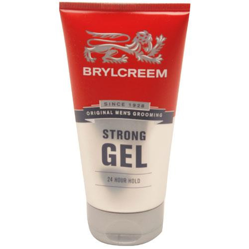 Brylcreem 24 Hour Strong Hold Gel