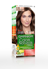 Garnier Color Naturals Hair Color Creme Nude Medium Brown 5.132