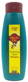 Hawaiian Silky Moroccan Argan Oil Hydrating Sleek Shampoo 414ml Buy online in Pakistan on Saloni.pk
