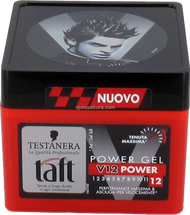 Schwarzkopf Taft Look Hair Power Gel V12 Power