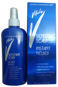Vitale Sensitive Scalp Instant Relief Lotion buy online in pakistan saloni.pk