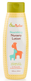 Olive Babies Nourishing Nursery Lotion