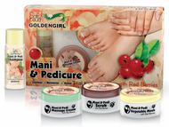 Golden Girl Soft Touch Mani & Pedicure Trail Kit 5 Items Buy online in Pakistan on Saloni.pk