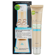 Garnier BB Cream Miracle Skin Perfector for Oily to Combination Skin Medium 40 ML