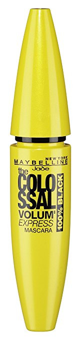 Maybelline Volume Express Colossal Mascara 100% Black