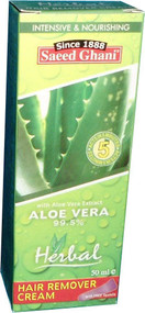 Saeed Ghani Aloe Vera Herbal Hair Remover Cream