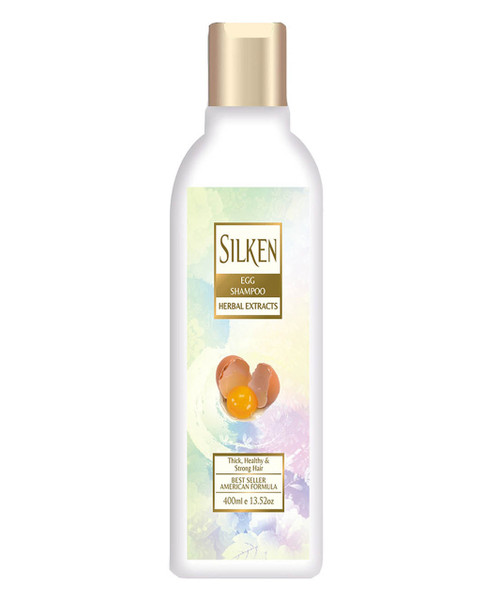 The Vitamin Company Silken Shampoo Egg