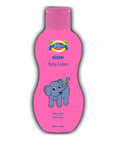 The Vitamin Company Baby Lotion Pink Orchid