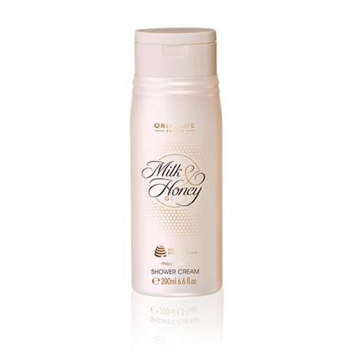 Oriflame Milk & Honey Gold Moisturising Shower Cream