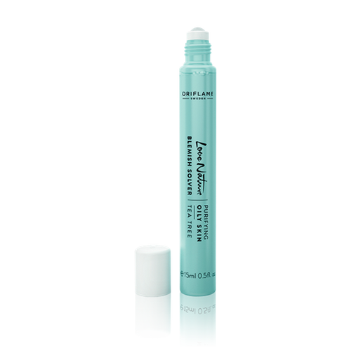 Oriflame Love Nature Blemish Solver Tea Tree Oily Skin