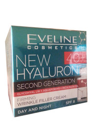 Eveline Cosmetics New Hyaluron 40+ Firming Wrinkle Filler Cream