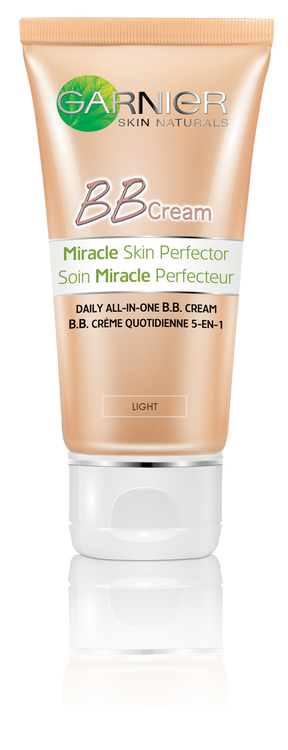 Garnier Miracle Skin Perfector BB Cream Light 50 ML
