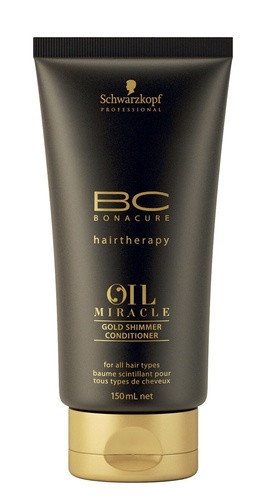 Schwarzkopf Bonacure Oil Miracle Gold Shimmer Conditioner