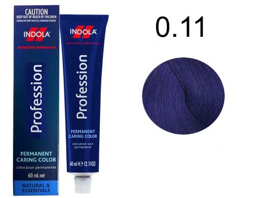 Indola Permanent Caring Hair Colour Creator Mix Tones Gold Concentrate 0.11