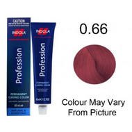 Indola Hair Colour Creator Mix Tones Red Concentrate 0.66 buy online in Pakistan