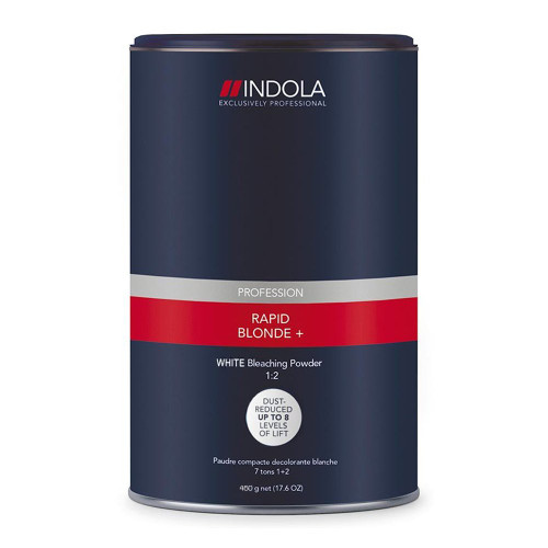 Indola Profession Rapid Blond+White Bleaching Powder 1:2 (450 Grams) buy online in Pakistan