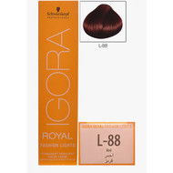 Schwarzkopf Igora Royal Fashion Light Hair Colour Red L-88